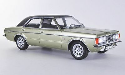 Ein Ford Taunus TC GXL, im Format 1:18 von BoS-Models