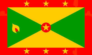 Premium-Quality-5Ft-X-3Ft-5X3-Flag-Grenada
