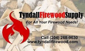 TYNDALL FIREWOOD SUPPLY - Quality Cut & Split Firewood