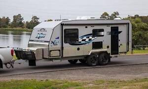 2016 KOKODA FORCE GT X TRAIL, CARAVAN, OFF ROAD, SOLAR, ENSUITE Melrose Park Mitcham Area Preview