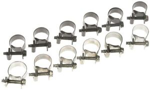 New Dorman 55172 Fuel Injection Hose Clamps Pack of 12 Sarnia Sarnia Area image 2
