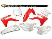 New CRF 250 2014-17 450 13-16 OEM Colour Cycra Powerflow Plastic Kit Plastics