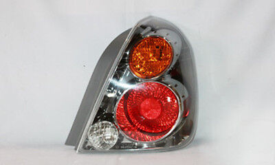 Tail Light Assembly Right TYC 11-5581-00 fits 02-04 Nissan Altima
