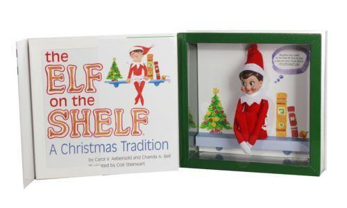 Elf On The Shelf Girl Ebay