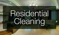 Residential Cleaning Sevices- 1 Cleaner $20/hour