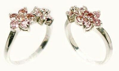 Russian Tourmaline Sterling Ring Ancient Mythology Medieval Dutch Rainbow Gem