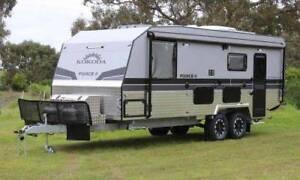 KOKODA FORCE II X TRAIL GT - OFF ROAD- CUTAWAY Melrose Park Mitcham Area Preview
