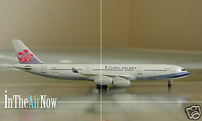 China Airlines Airbus A340 -300  Dragon Wings