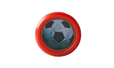SAM Air Hockey Puck – Red/ Soccer - Fastest Play Puck