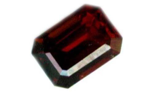 "19thC Antique 1½ct ""Nopek"" Garnet Christ's Blood Ancient Christian Hebrew Amulet"