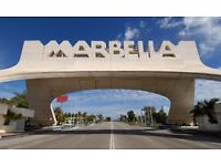 Marbella glam travel buddy(s) wanted for August bank holiday!