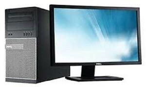 *** GREAT DEALS *** Dell and HP i3, i5 and i7's Desktop's for sale *** GREAT DEALS ***