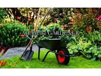 ADAM the GARDENER - 15 years experience of Garden Maintenance