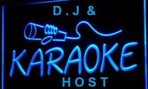 **DJ/KARAOKE HOST AVAILABLE FOR ALL BOOKINGS**