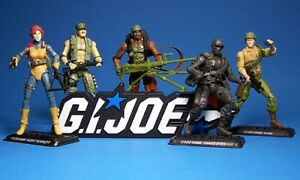 Wanted- Modern G. I. Joe Figures and Vehicles