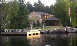Beautiful Condo/Cottage on Anstruther Lake
