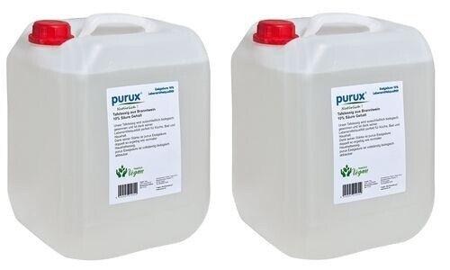 Essigsäure 20 Liter Essig Essigessenz Lebensmittelqualität