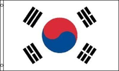 For sale 3X5 SOUTH KOREA KOREAN FLAG ASIA BANNER FLAGS NEW F500