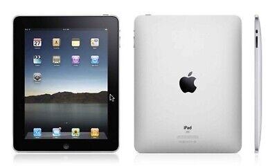 "Apple iPad 2 16GB Wi-Fi 9.7"" Tablet - Black - Free Glass Screen Protector Bundle"
