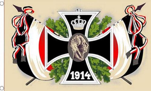 GERMAN EMPIRE FLAG 5