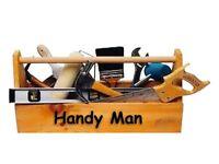 HandyMan -- North Cardiff - Roath, Cathays, Heath, Rhiwbina -- property maintenance, odd jobs, diy