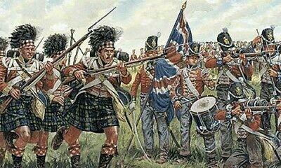 Italeri Napoleonic Wars-BritScots1-72 556058