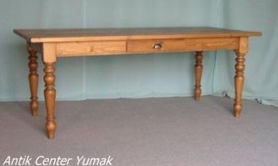 Tisch Esstisch Gesindetisch Tafel Schreibtisch Pult Landhaus Antik Küchentisch
