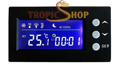 Temperatur Control Pro pulsierend Digitale Temperatursteuerung für das Terrarium