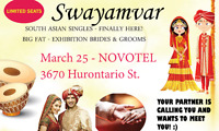 South Asian Singles Event - 25+