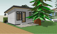 Build a Garden or Garage suite on your property