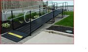 Used Handicap Ramps