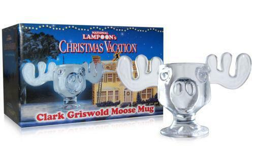 christmas vacation moose mugs ebay - Christmas Vacation Moose Mug Set