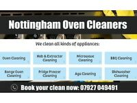Oven Cleaning Service Nottingham