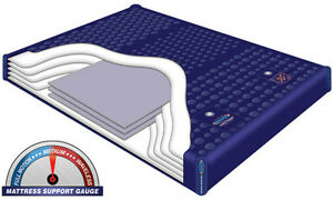 Water bed parts