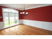 Professional painter and decorator . Unbeatable services