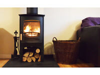 GLOW WOODBURNERS. Complete stove Installation service.