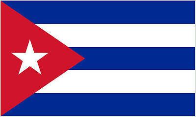 Premium Quality 5Ft X 3Ft 5'X3' Flag Cuba Cuban