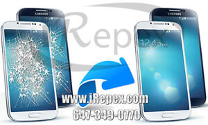 SAMSUNG GALAXY S5/ S4/ S6-SAMSUNG NOTE4/ Note3 SCREEN REPAIR