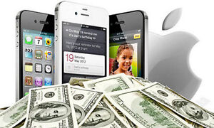 BUYING ANY AND ALL USED OR BROKEN IPHONES FOR CASH