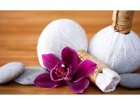 Amy aromatherapy thai massage