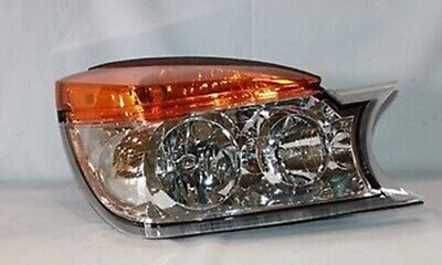 Right Side Replacement Headlight Assembly For 2002-2003 Buick Rendezvous Buick Rendezvous Replacement Headlight