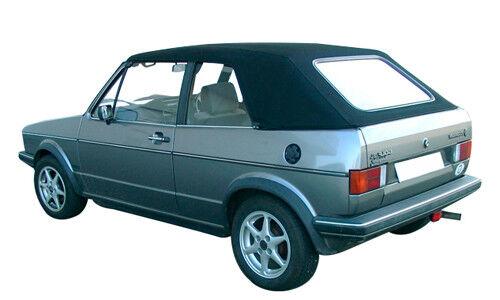 Capote Volkswagen Golf 1 cabriolet - Telo Alpaca Automobili  876d660c8889