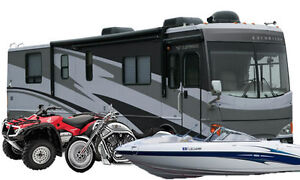 RV/BOAT AND AUTO STORAGE/PARKING