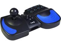 1 OR 2 XBOX CONSOLE ARCADE CONTROLLERS - WORK ON XBOX & PS1 & PS2 & PC £55 FOR BOTH OR £30 EACH