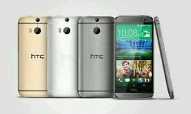 32gb As New Htc One M8 Unlocked Open To All Networks All Colours Available Fully Boxed Up