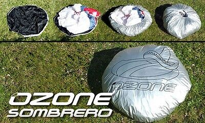 Ozone Sombrero Sun Protector for your Paraglider, also for Powered Paragliding