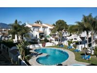 Two Bedroom beautiful Time Share in Costa De Sol between Marbella and Estepona in southern Spain.