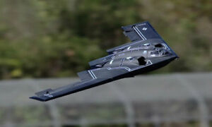 Giant Scale B-2 SPIRIT scatch build R/c Plane Plans & Instr 96