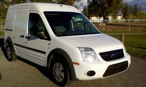 2010 FORD TRANSIT CONNECT XLT WITH REAR DOOR G