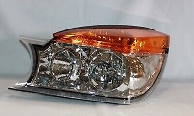 Left Side Replacement Headlight Assembly For 2002-2003 Buick Rendezvous Buick Rendezvous Replacement Headlight